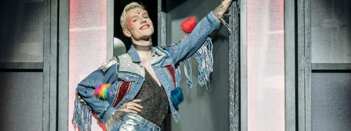 The West End production of Everybody's Talking About Jamie