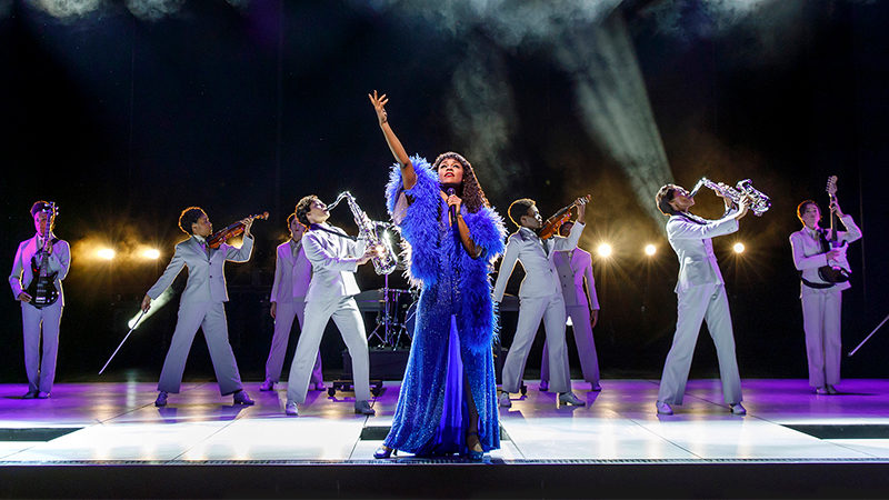 <i>Summer: The Donna Summer Musical</i> Original Cast Album Arrives
