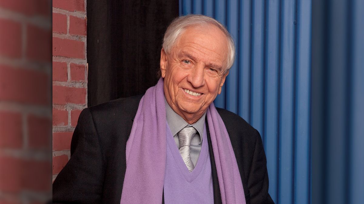 A headshot of the director Garry Marshall