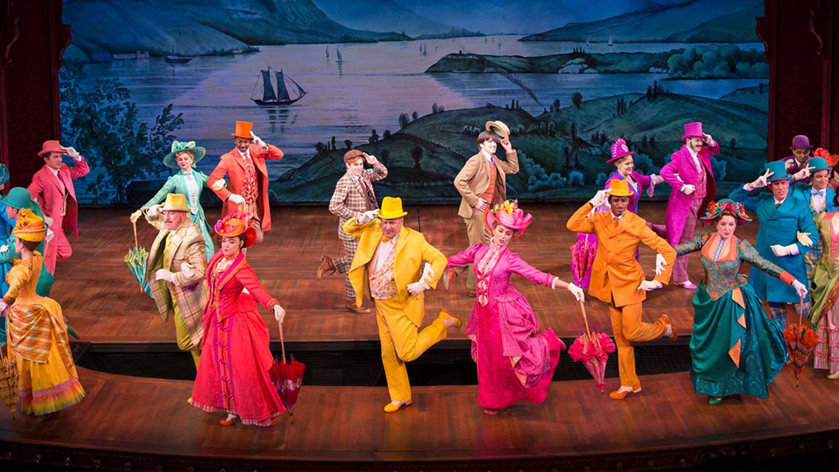 The cast for the nation tour of Hello, Dolly! has been announced