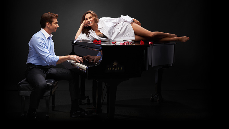 Pretty Woman: The Musical Andy Karl and Samantha Barks