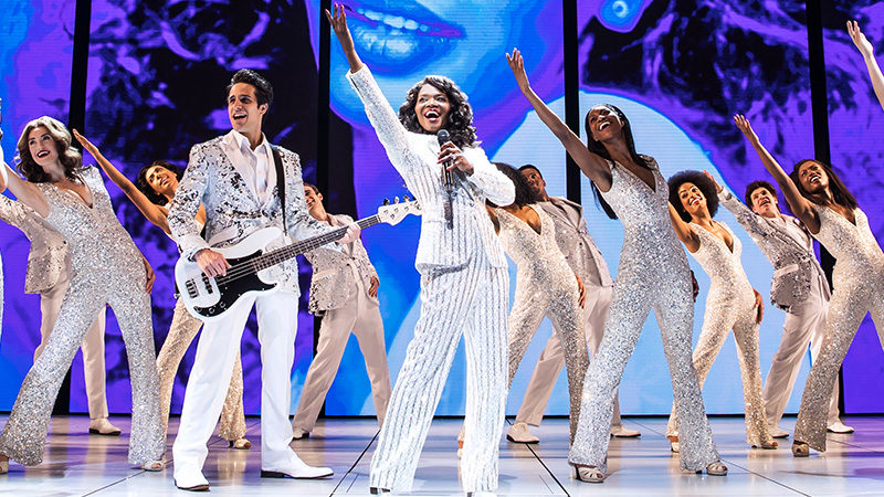 Summer The Donna Summer Musical parties at Bond 45 after each evening performance