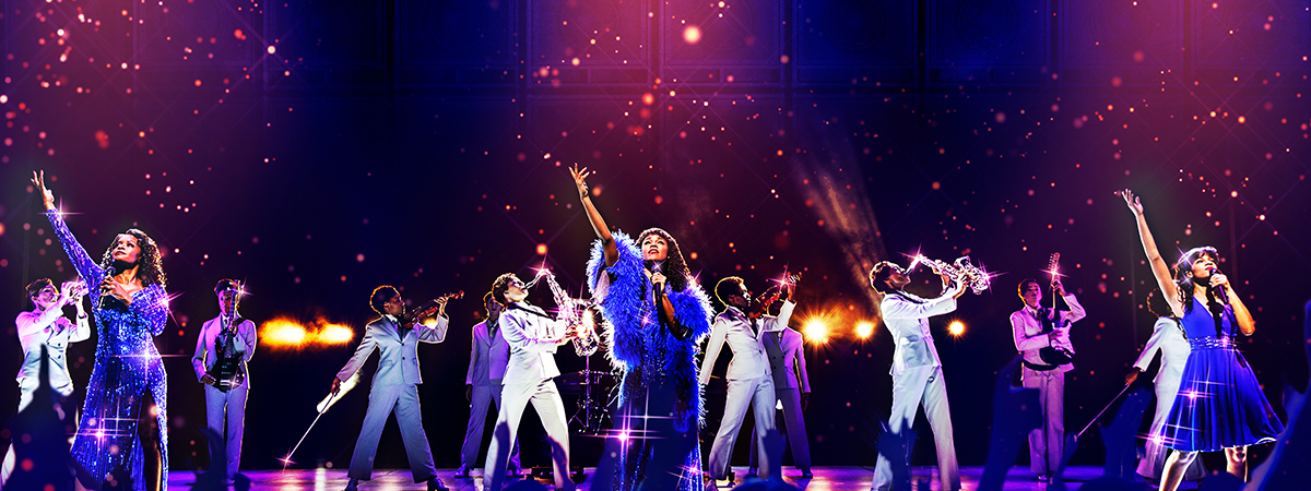 Summer The Donna Summer Musical on Broadway