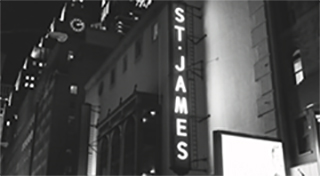 St. James Theatre History Image