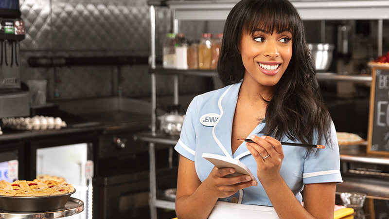 From Fan to Broadway Star, Nicolette Robinson Gets Set to Join <i>Waitress</i>