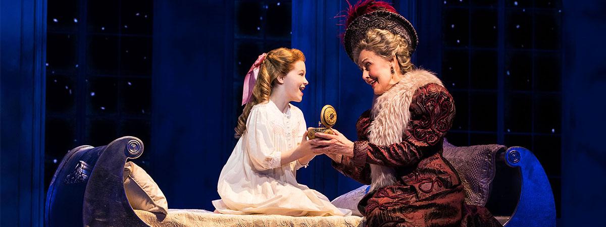 Broadway in Bryant Park: Anastasia
