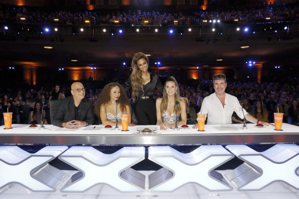 The Judges of America's Got Talent