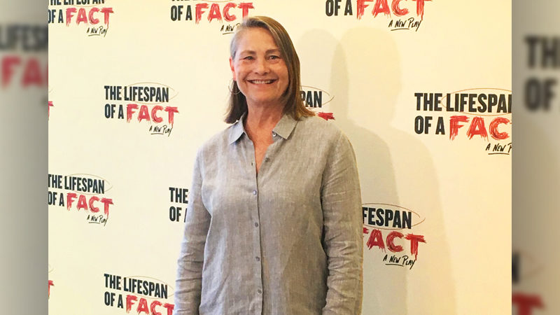 Cherry Jones Returns to Broadway