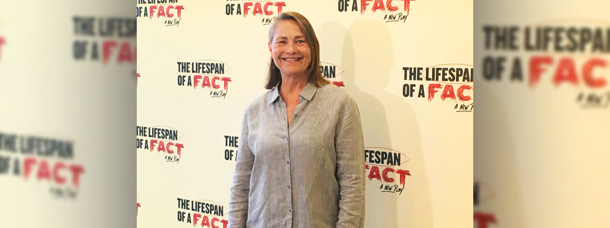 Cherry Jones returns to Broadway in The Lifespan of a Fact
