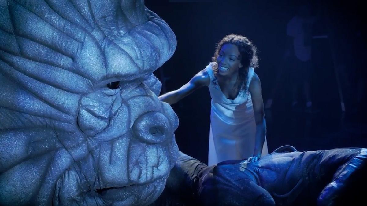 Christiani Pitts as Ann Darrow in King Kong