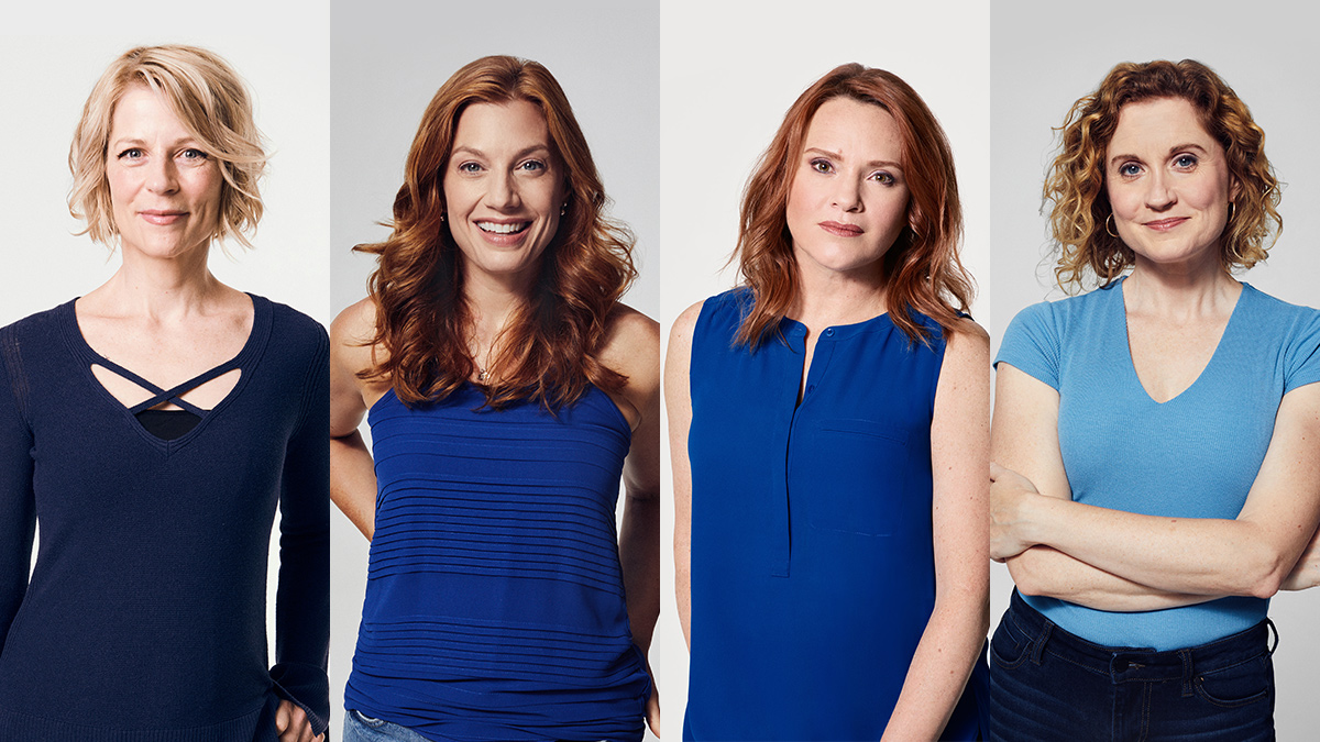 The moms of Dear Evan Hansen on Broadway and on Tour