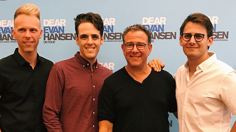 <i>Dear Evan Hansen</i> is Coming to a City Near You