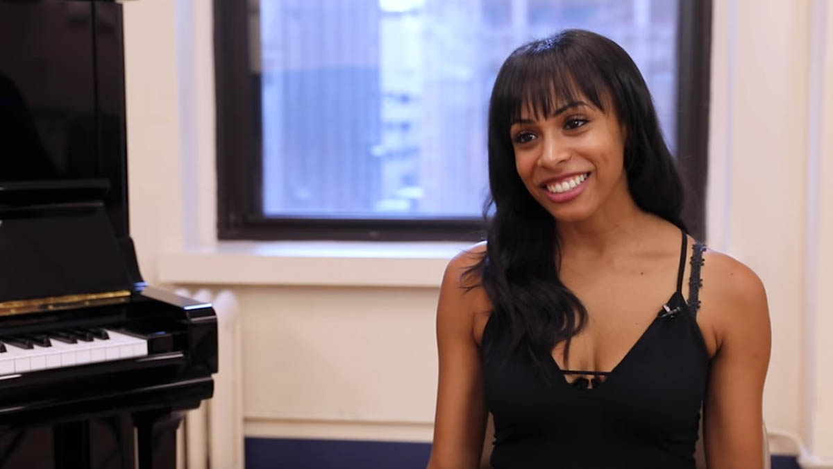 Nicolette Robinson's Road to Broadway