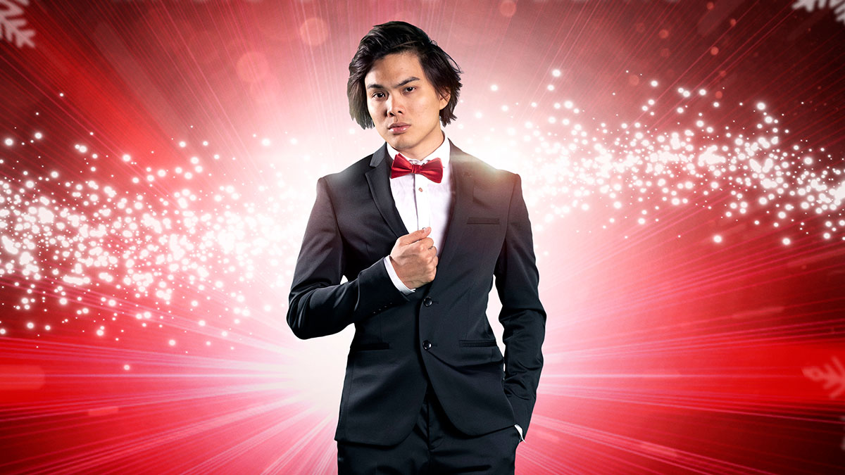 <i>AGT</i> Champion Shin Lim to Make Broadway Debut in <i>The Illusionists</i>