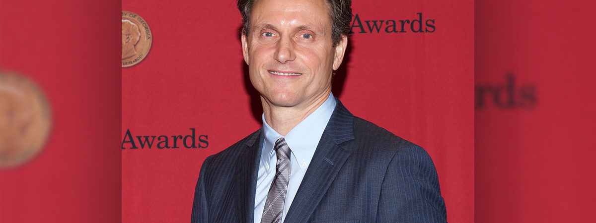 Tony Goldwyn on the red carpet