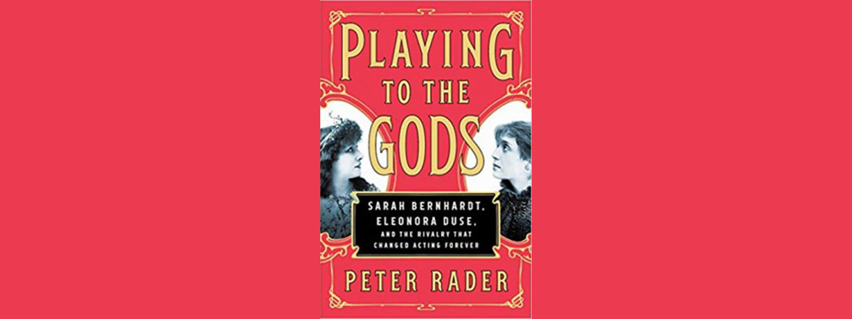 Playing to the Gods Bookfilter's September Pick of the Month