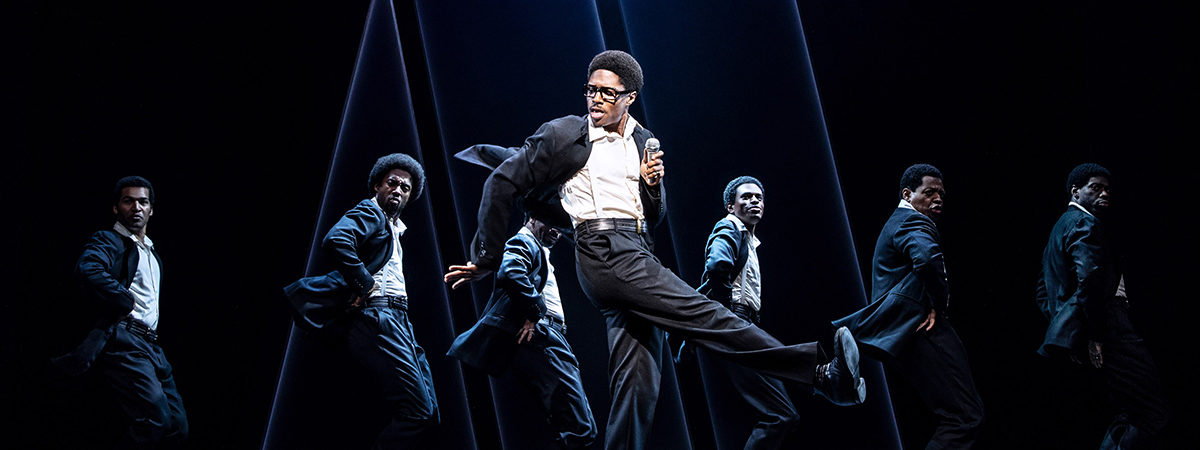 Aint Too Proud - The LIfe and Times of the Temptations is coming to Broadway in 2019