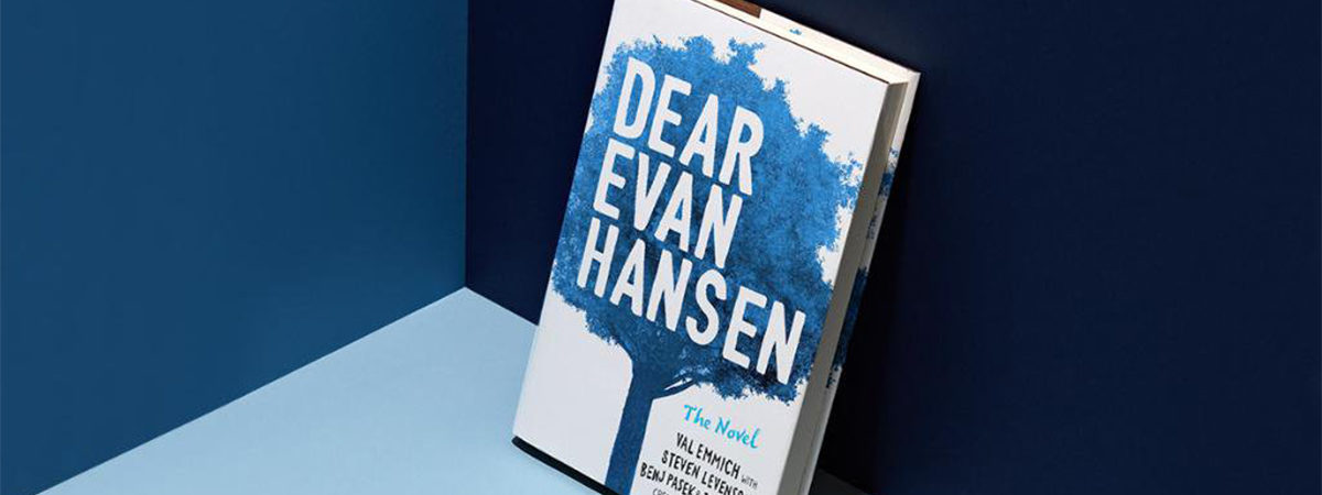 Dear Evan Hansen the Book