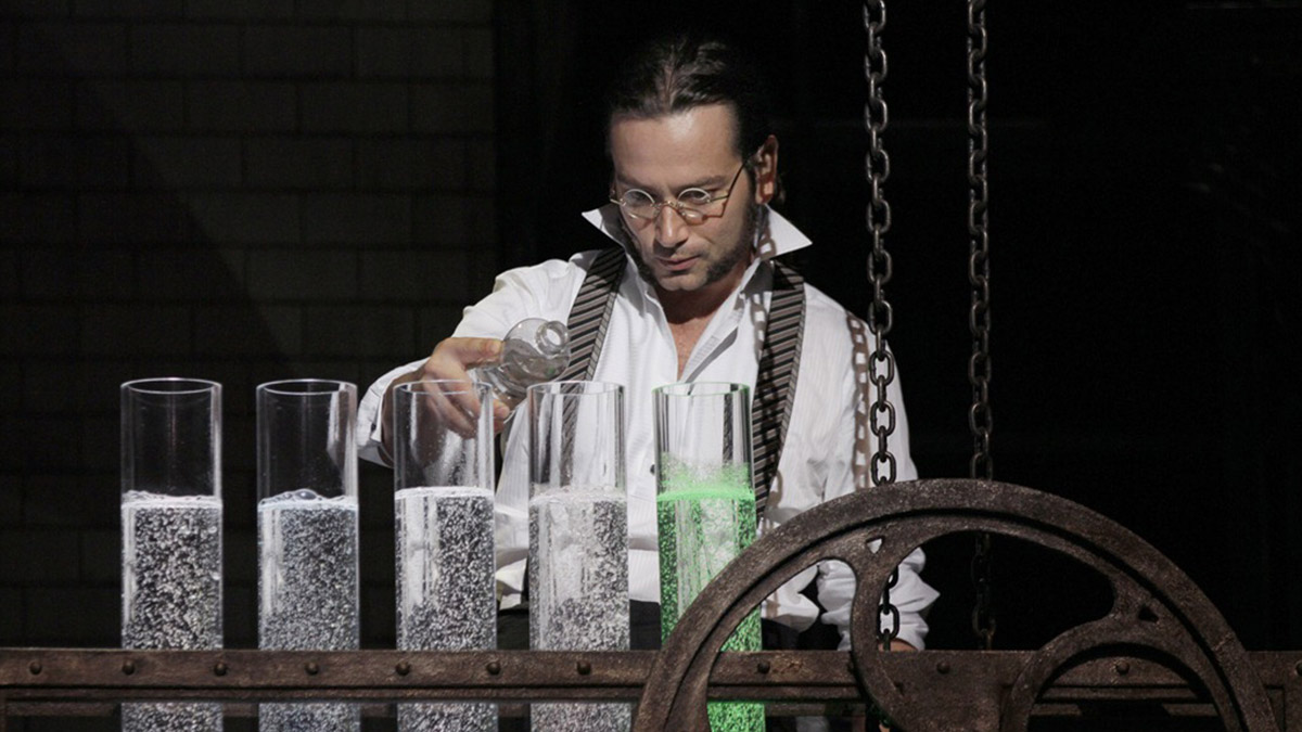 Constantine Maroulis as Dr. Henry Jekyll/Edward Hyde