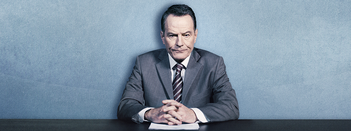 Bryan Cranston stars in Network on Broadway