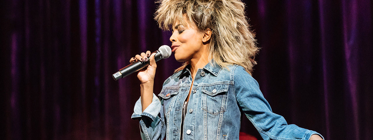 The West End cast of Tina: The Tina Turner Musical, coming to Broadway in Fall 2019