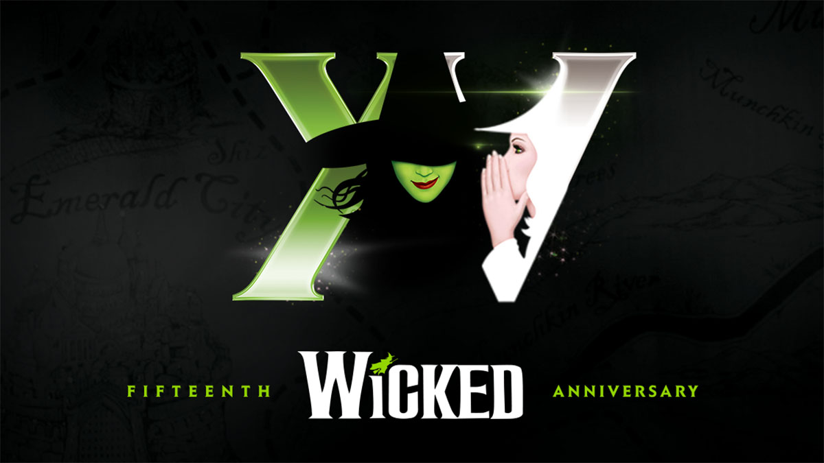 Wicked 15th Anniversary Image