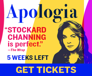 Get tickets to Apologia