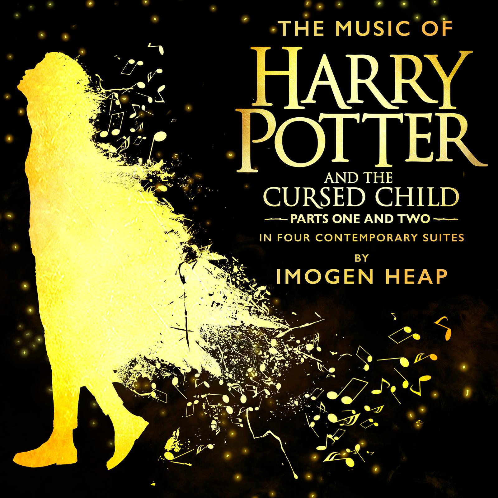 Album Artwork for The Music of Harry Potter and the Cursed Child.