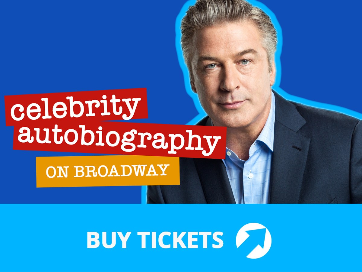 Alec Baldwin in Celebrity Autobiography on December 10, 2018