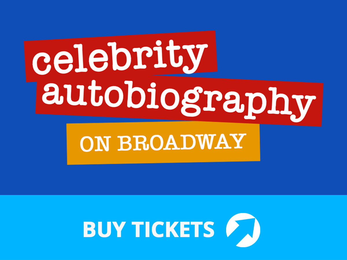 Celebrity Autobiography on Broadway December 17, 2018