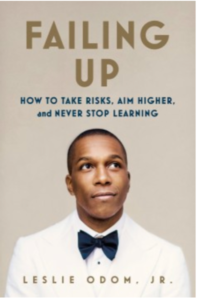 Failing Up by Leslie Odom Jr