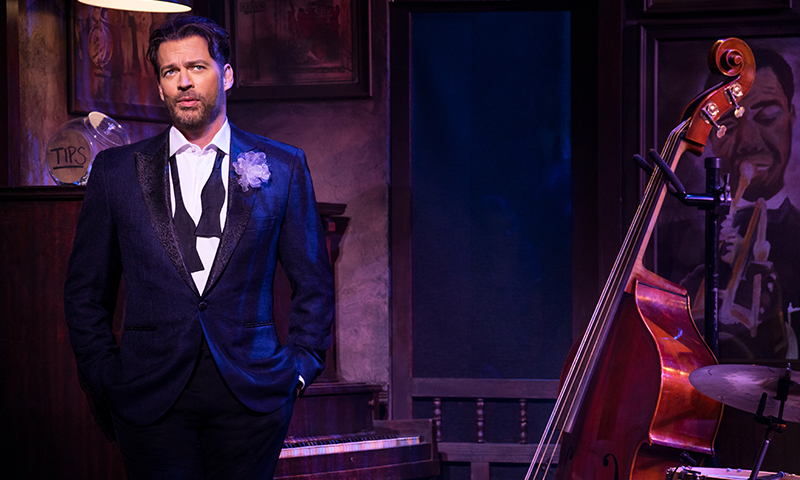 Harry Connick Jr. Photo by Matthew Murphy.
