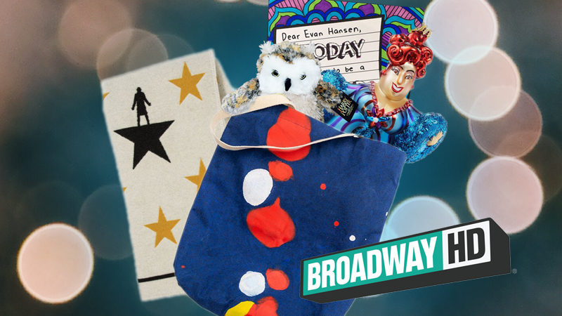 2018 Holiday Gift Guide for Broadway