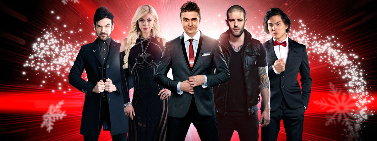 The Illusionists Magic of the Holidays opens on Broadway and a digital lottery is announced