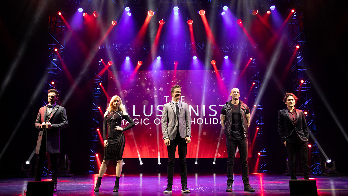 Illusionists-Cast