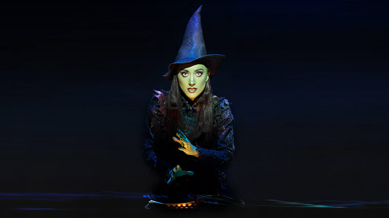 Laurel Harris in Wicked on Broadway