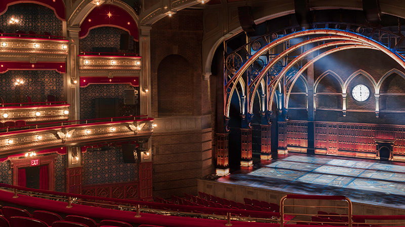 Inside Broadway's Lyric Theatre