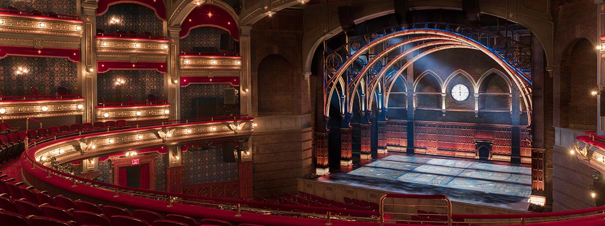 Inside Broadway's Lyric Theatre