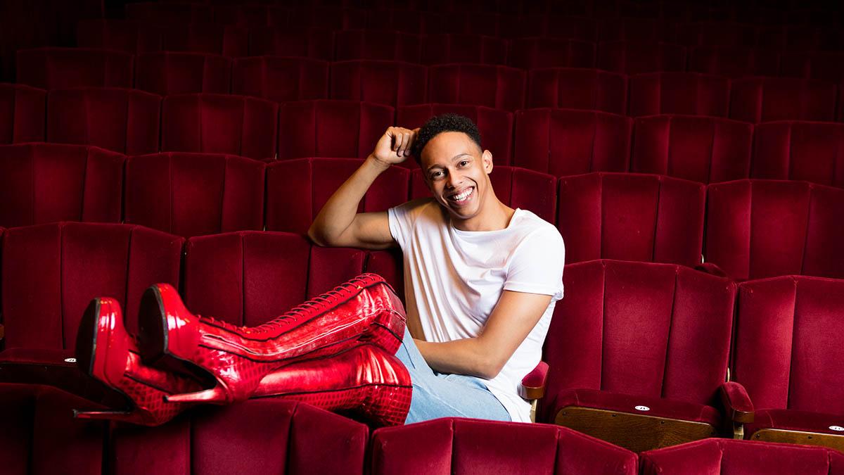 Callum Francis Steps Into the Heels of Kinky Boots' Lola