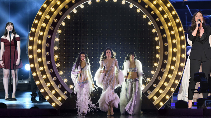 A look back at memorable moments from 2018, featuring The Tony Awards and The Cher Show
