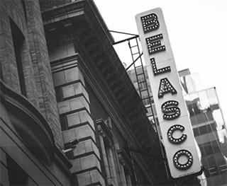 Belasco Theatre History Image