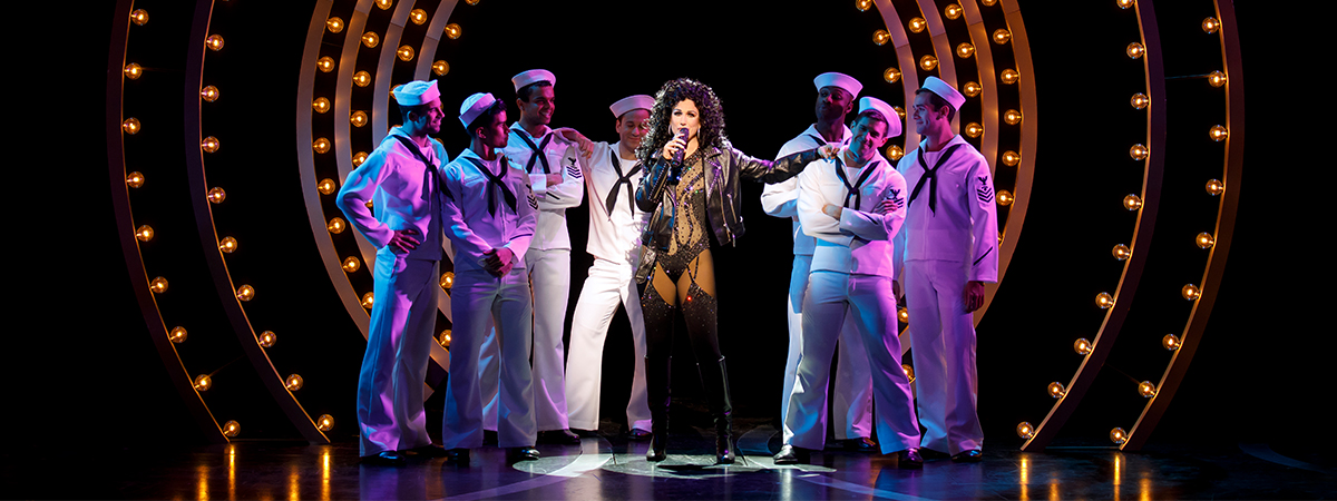 Photos from The Cher Show