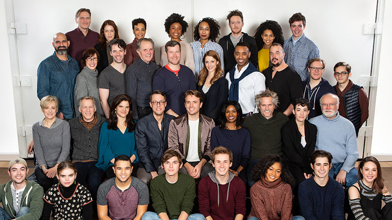 New Cast for Harry Potter and the Cursed Child