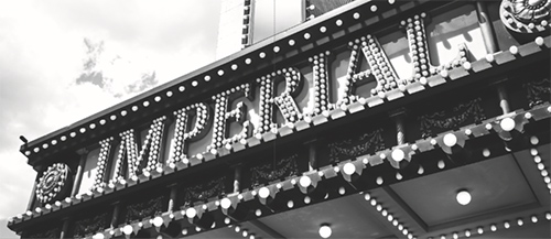 Imperial Theatre History Image
