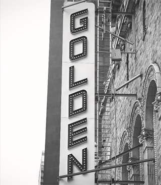 John Golden Theatre History Image