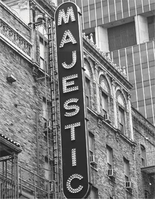 Majestic Theatre History Image