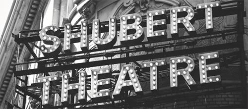 Shubert Theatre History Image
