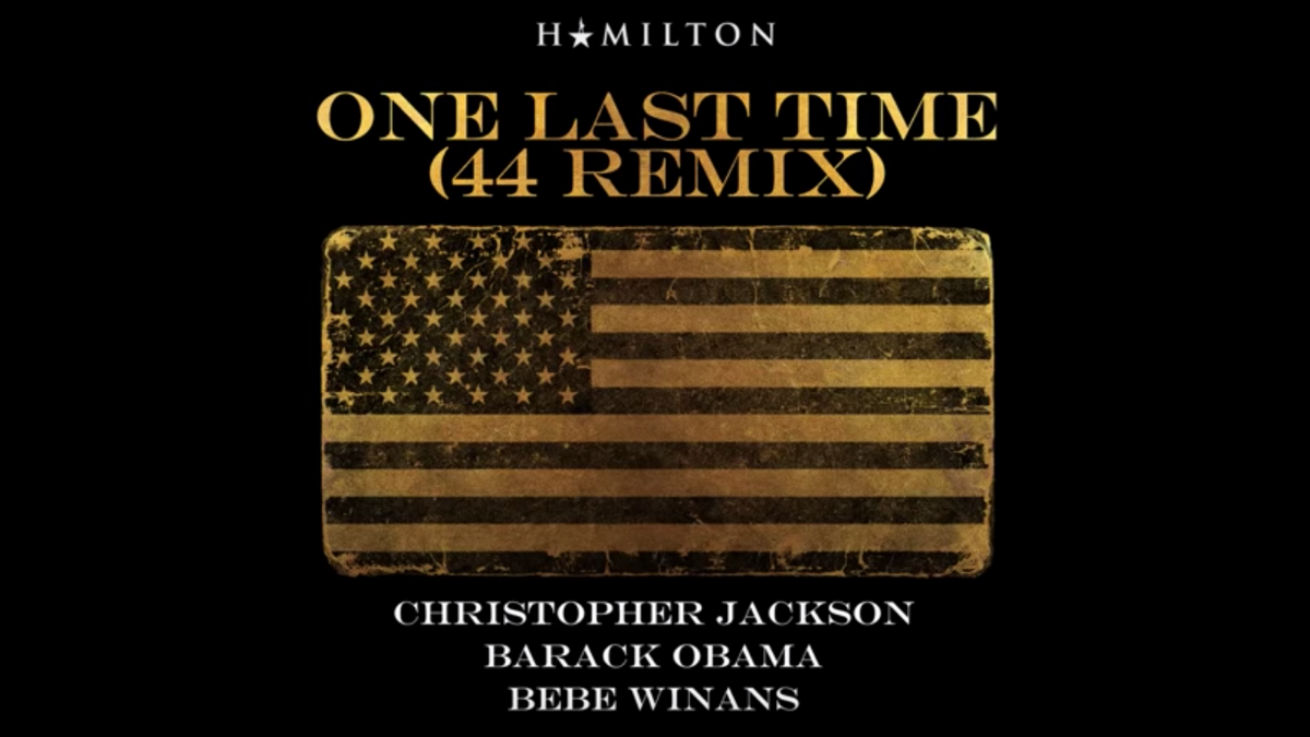December Hamildrop: One Last Time (44 Remix)