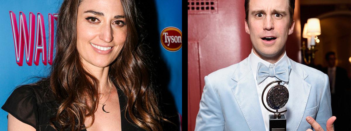 Sara Bareilles and Gavin Creel Join Waitress