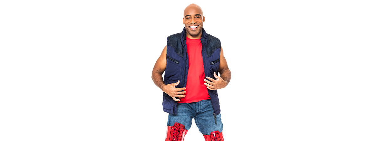 Tiki Barber Joins Kinky Boots